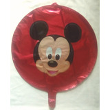 Globo Aereo De Mickey 43 Cm X 52 Cm. Decoración, Fiestas