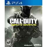 Call Of Duty Infinite Warfare Para Ps4. Nuevo Y Sellado.