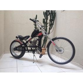 Bicicleta Chopper Motorizada Importada
