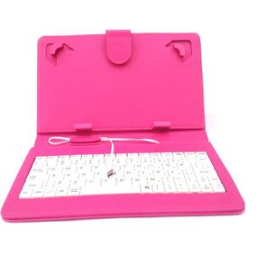 Capa Teclado P/ Tablet 7 Polegadas Semp Toshiba Ta0760w