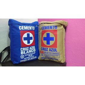 Morral Cemento Cruz Azul 2pak