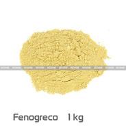 Fenogreco Alholva Griego Foenum-graecum En Polvo 1 Kg