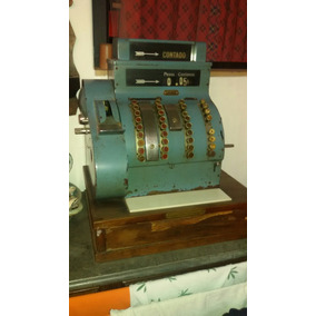 Máquina Antigua Registradora