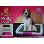 Tapete Para Perros Puppy Potty Pad Pasto Artificial Mascotas