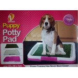 Tapete Para Perros Puppy Potty Pad Pasto Artificial Mascotas