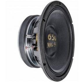 Auto Falante Woofer Eros 650 Mg 650w Rms 12 Pol 8 Ohms Médio