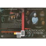 Dvd - O Advogado Do Terror