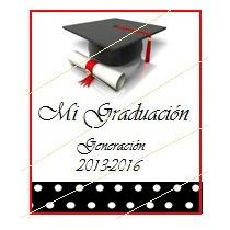 Gel Personalizado Graduacion Recuerdo