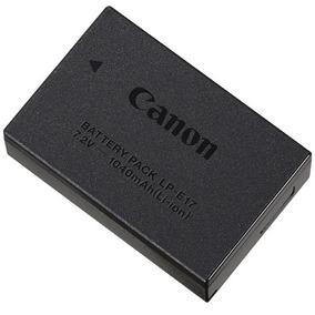 Bateria Canon Lp-e17 Nova + Lacrado + Original + Nfe