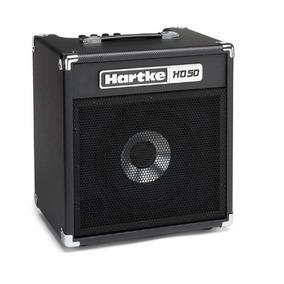 Amplificador Combo Para Baixo Hartke 50w - Hd 50