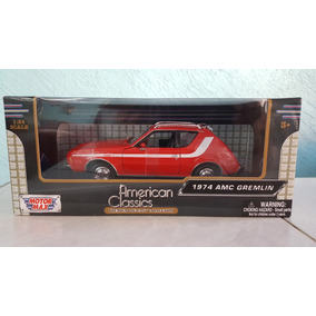 Clasico Auto 1974 Amc Gremlin Escala 1/24 De Collection
