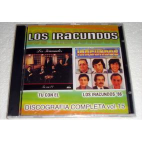 Los Iracundos Discografia Completa Vol 15 Cd Nuevo / Kktus