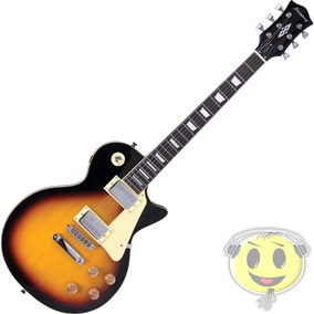 Guitarra Les Paul Strinberg Lps230 New Clp79 Sb - Kadu Som