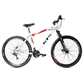 Bicicleta Gts M1 Advanced 1.0 Aro 29 Freio A Disco 24v