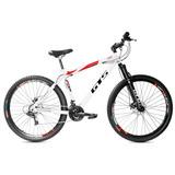 Bicicleta Gts M1 Advanced 1.0 Aro 29 Freio A Disco 24v