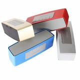 Reproductor Portatil Bluetooth Usb Sd Aux Y Radio Fm (s815)