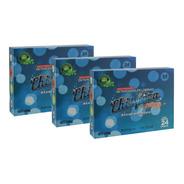 Detergente En Laminas Mas Chispeza Biodegradable 3 Unidades
