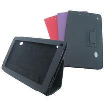 Capa Couro Sintético Para Tablet Cce Tr91 Tr92 9 Polegadas