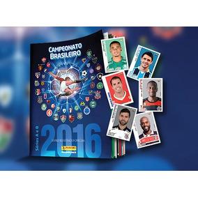 Figurinhas Avulsas Campeonato Brasileiro 2016
