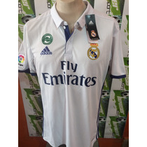 Jersey Adidas Real Madrid 100% Original 2016-2017 *no Clones