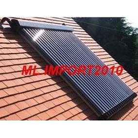 Aquecedor Solar Boiler 1000 Litro + Coletores 90 Tubos Vácuo