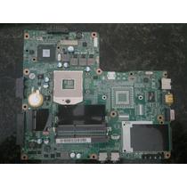 Placa Mãe Notebook Qbex - 2ª Geração Para I7 Pga 989 - H46