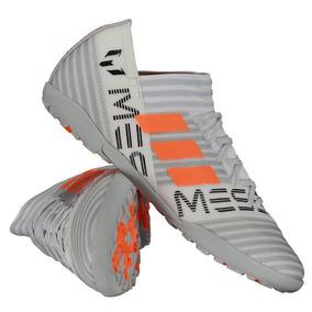 d2f983bcd3 Chuteira adidas Nemeziz Messi 17.3 Tf Society Juvenil Branca por Futfanatics