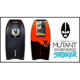Tabla De Bodyboard Banga Mutant 41,5 Stringer De Carbono
