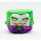 Peluche Minicubo Batman Joker Dc Comic Kawaii Cubes