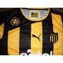 Camiseta Peñarol Niño Puma Oficial Y Alternativa