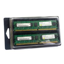Kit C/ 2 Memórias 1gb Pc2-4200e Ddr2 533 2rx8 Ecc - Servidor