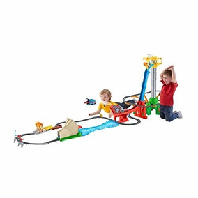 Thomas & Friends Trackmaster Sky-high Puente Jump