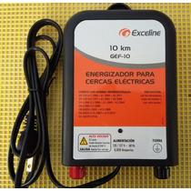 Energizador Cerco Electrico 12v O 110v 10km Acces Y Fabricac