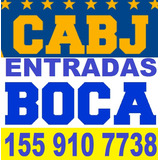 Camiseta Boca + Entrada Talles Populares Vs Racing