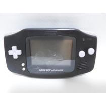 Consola Gameboy Advance Color Negro Con Tapa Y Juego Ssx3