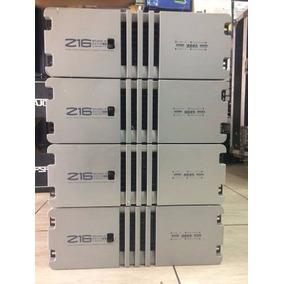 Amplificador Potencia Studio R Z16 - 16000 Watts
