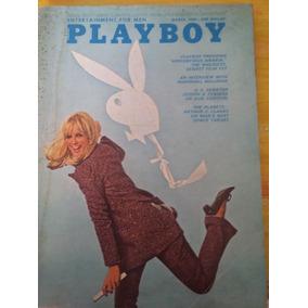 Revista Playboy Eeuu Marzo 1969 Excelente Estado Con Poste