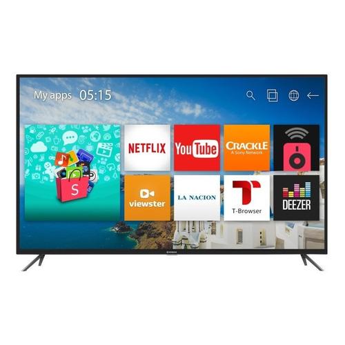 """Smart TV Hitachi 4K 50"""" CDH-LE504KSMART18"""