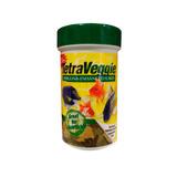 Tetra Veggie 52 Gm P/peces De Agua Dulce Y Salada