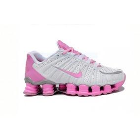 Nike Shox 12 Doze Molas Tlz Tênis C/ Amortecedor Feminino!