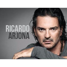 Ricardo Arjona Lote 16 Cd + 3 Dvd Sellados 100% Originales