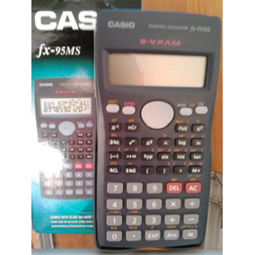 Calculadora Cientifica Casio Fx-95ms 100% Original