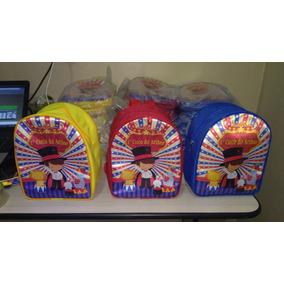 Lembranças Personalizadas Kit Com 30 (mochilas)