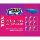 Accesorios Plasticos Pelopinch Para Modelo 1076