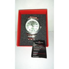 Reloj Nivada Executive Nuevo Original Para Caballero