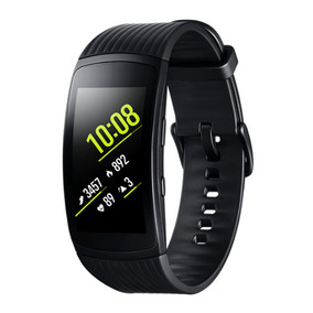 Smartwatch Gear Fit 2 Pro Negro Chico Wearable Samsung