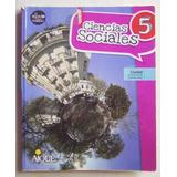 Ciencias Sociales 5 Caba El Mundo En Tus Manos / Ed Aique