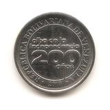 Moneda 25 Centimos 2010 Alba De Independencia