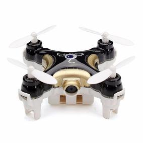 Drone Mini Quadricóptero Cheerson Nano Cx-10c + Camera Hd !!