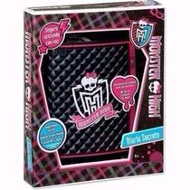 Brinquedo Diário Eletrônico Secreto Monster High - Mattel